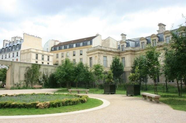 Anne Frank Jardin Paris