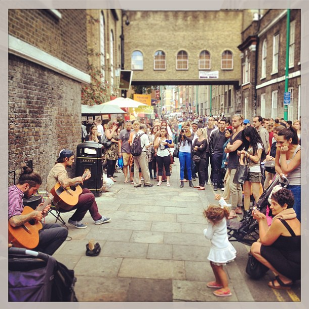 Brick Lane London Music