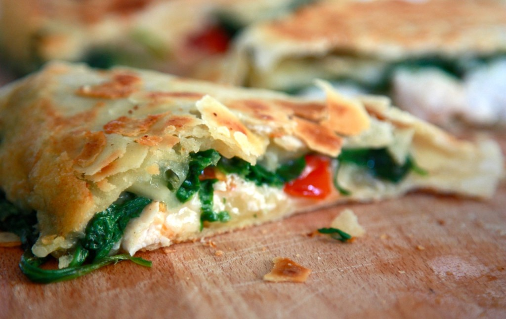 Recipe Quesadillas