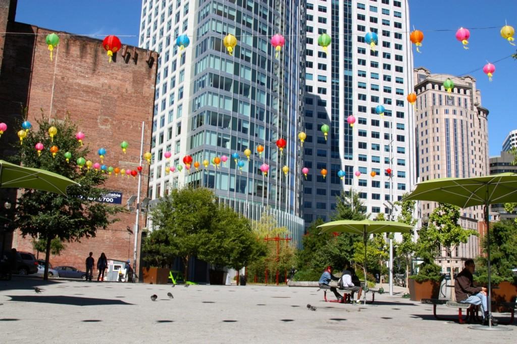 Chinatown, Boston by Stephanie Sadler, Little Observationist