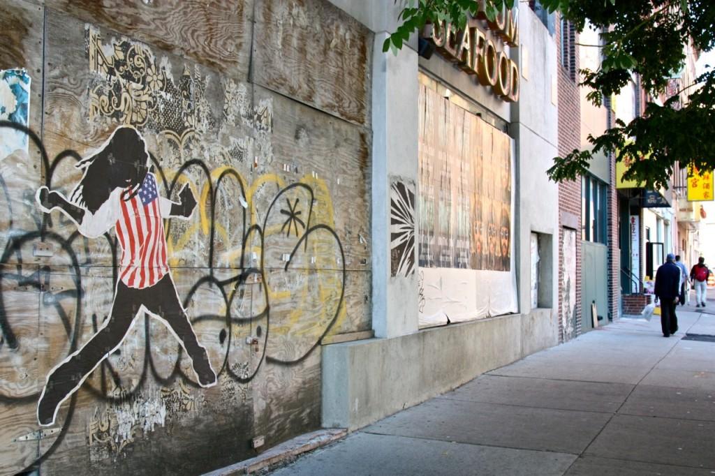 Boston Chinatown by Stephanie Sadler, Little Observationist