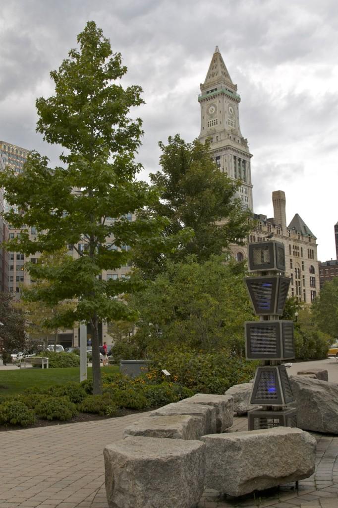 Boston by Stephanie Sadler, Little Observationist