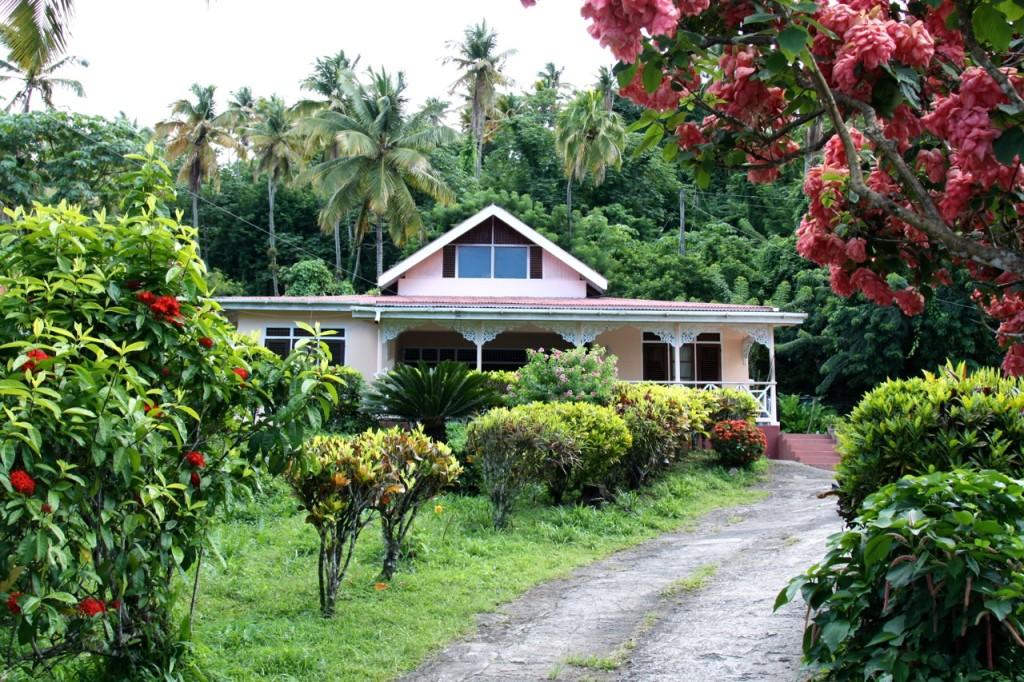 Rabot Estate, Hotel Chocolat, Saint Lucia by Stephanie Sadler