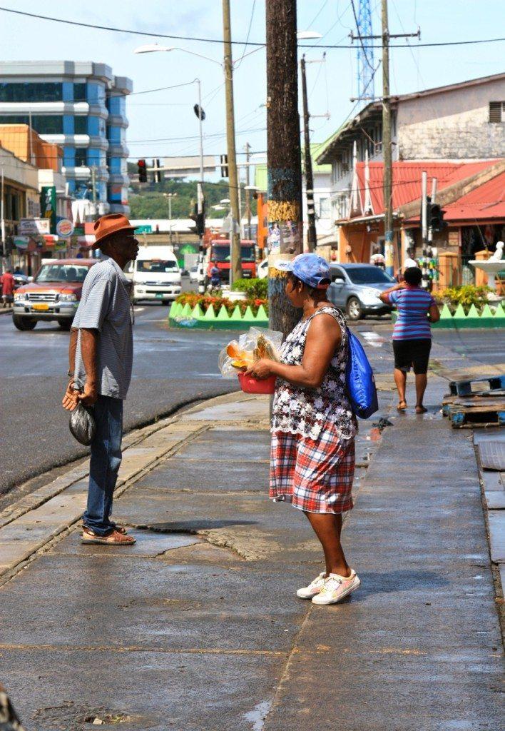 Castries, Saint Lucia by Stephanie Sadler