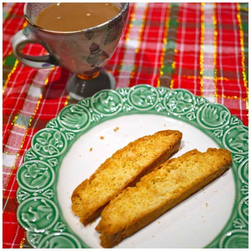 Almost Biscotti Recipe Little Observationist