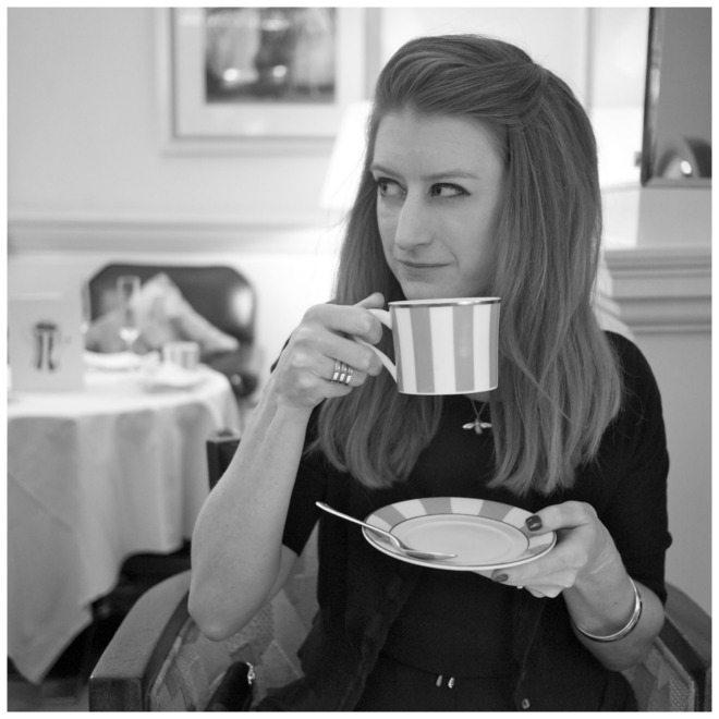 Afternoon Tea, Claridges, Stephanie Sadler, Little Observationist