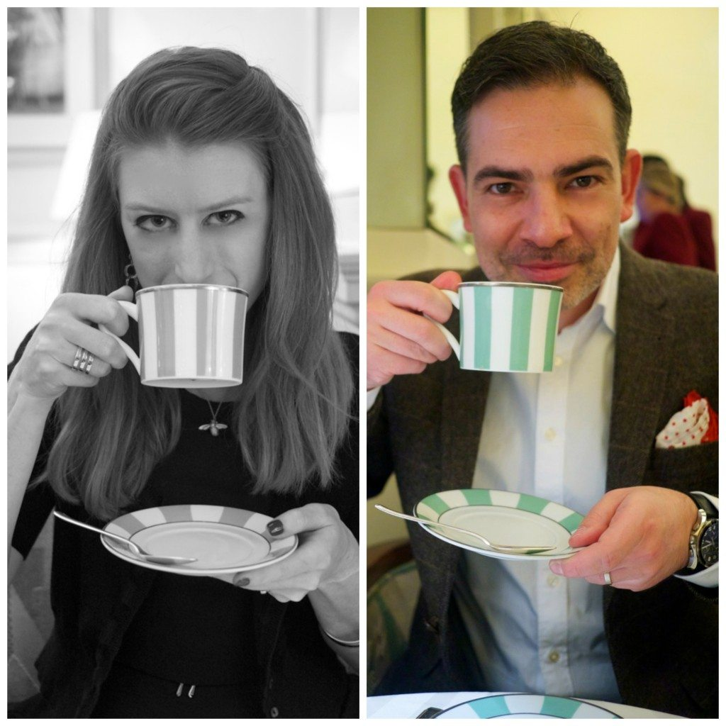 Afternoon Tea, Claridges, Stephanie Sadler, Little Observationist