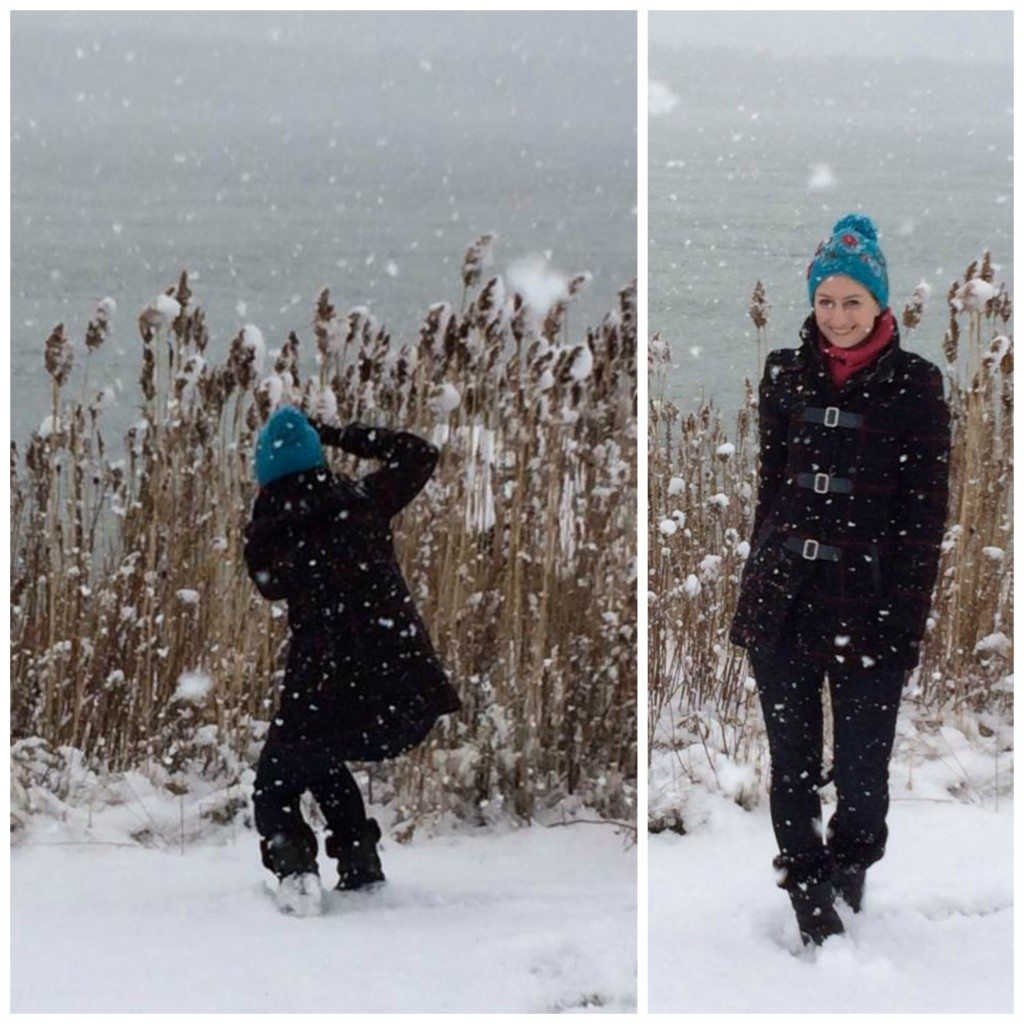 Stephanie Sadler, Little Observationist, Niagara River