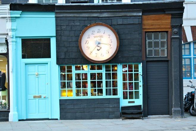 Vivienne Westwood shop, London