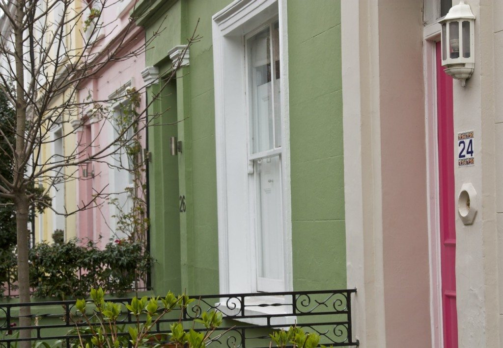 Notting Hill, London by Stephanie Sadler, Little Observationist