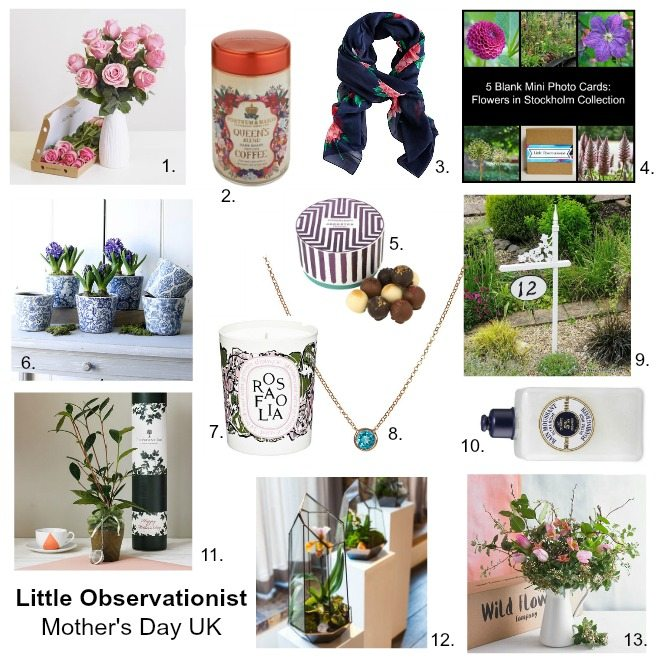 Mothers Day Gift Guide UK, Little Observationist