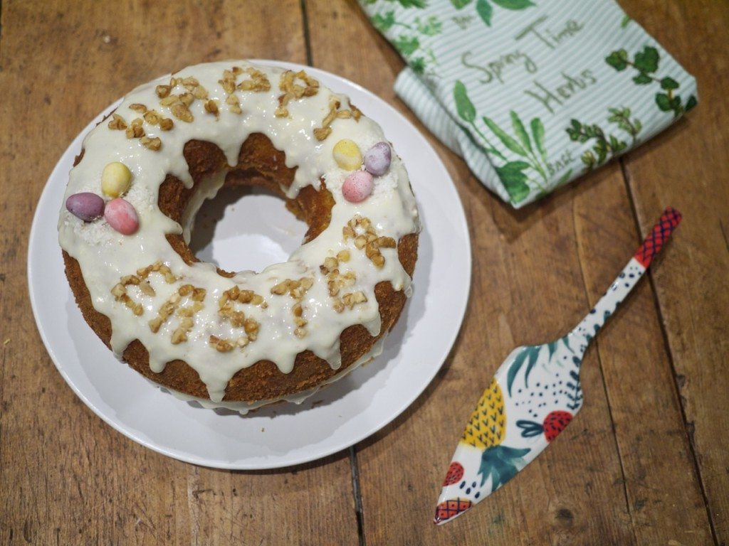 Easter Carrot Cake Recipe, Little Observationist