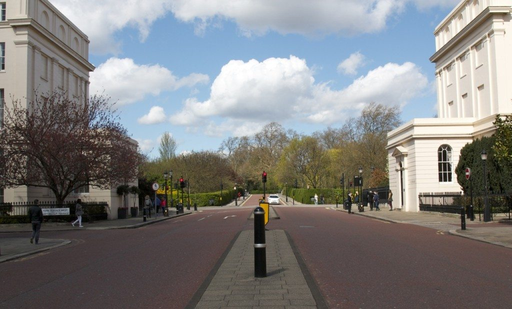 Spring in London by Stephanie Sadler, Little Observationist