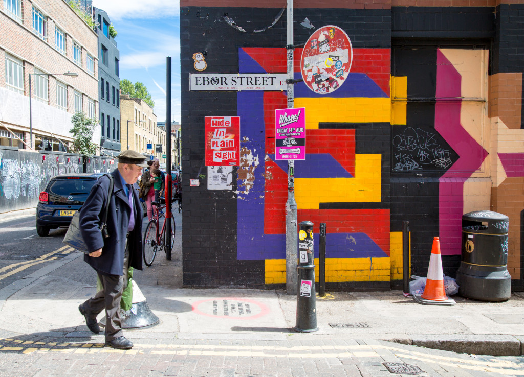East London by Stephanie Sadler, Little Observationist
