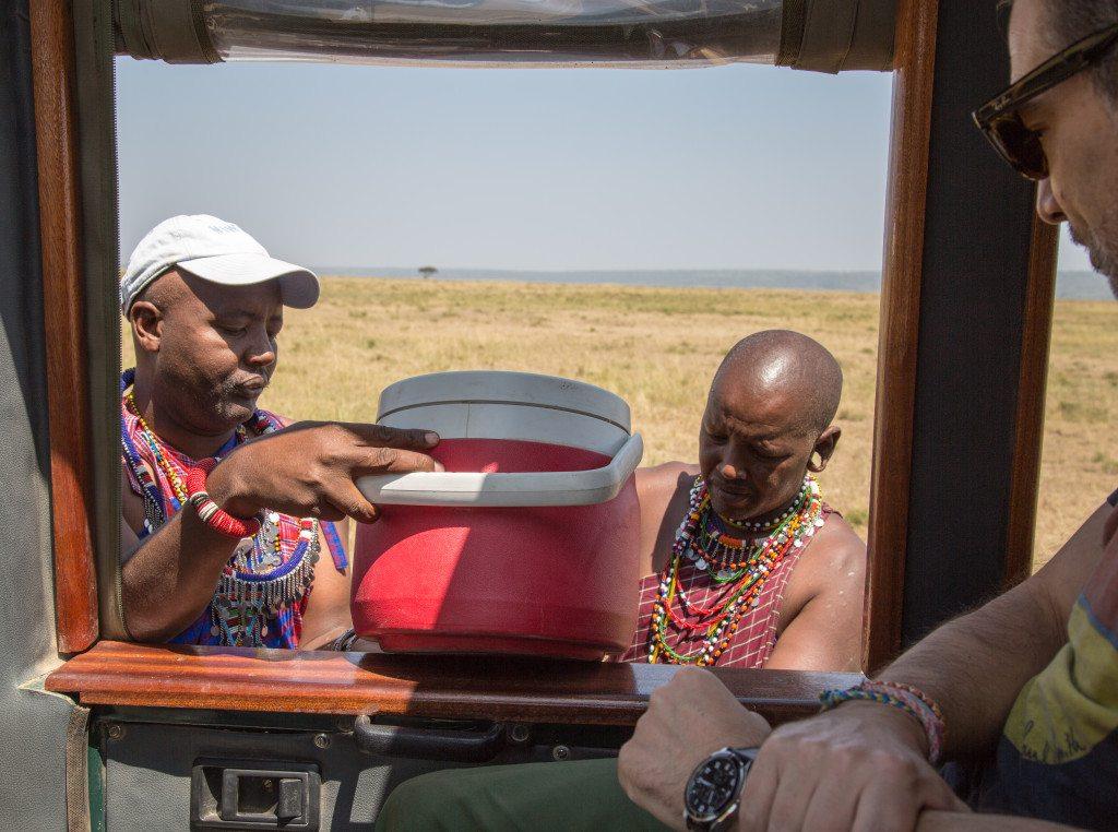 Maasai Mara, Kenya by Stephanie Sadler, Little Observationist