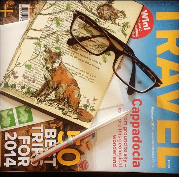 travel mag