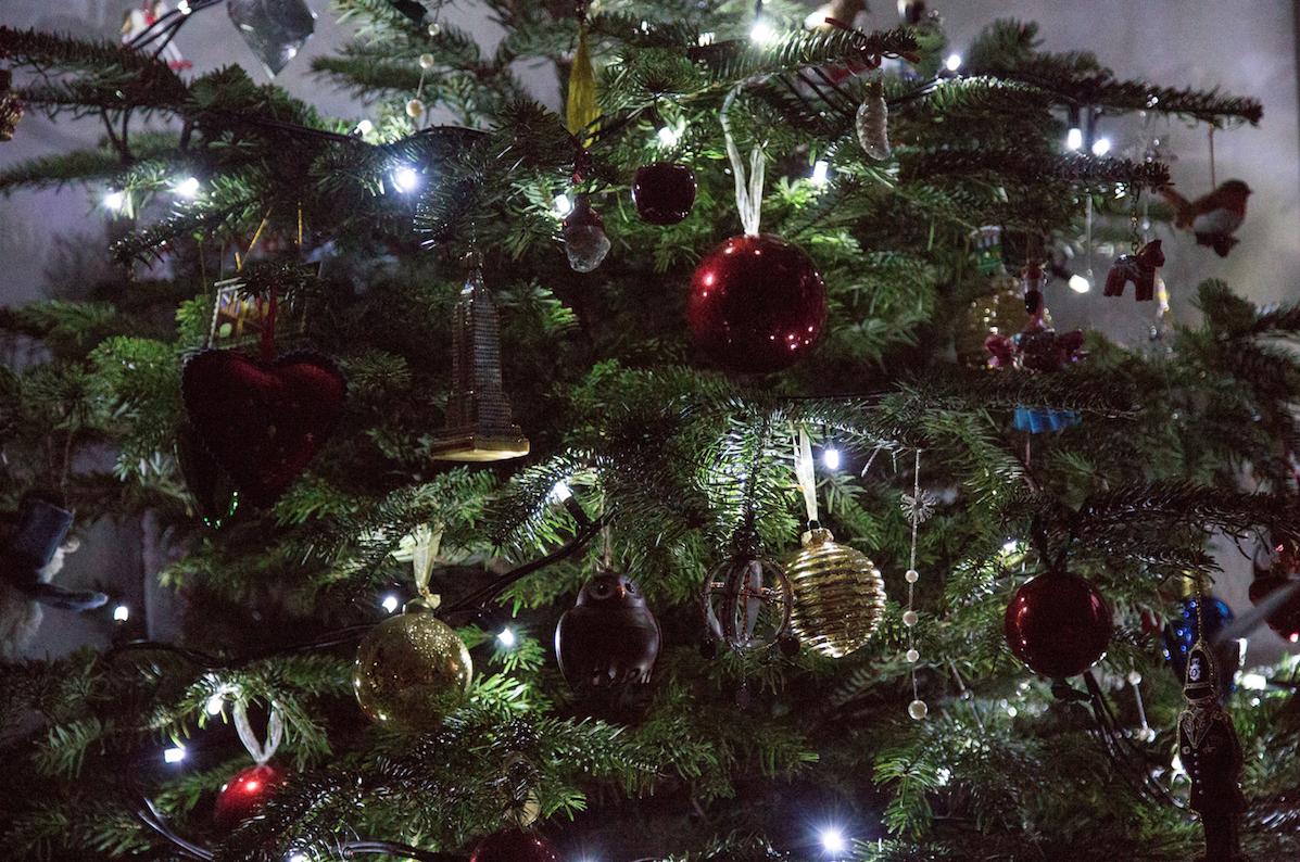 Christmas Ornaments by Stephanie Sadler