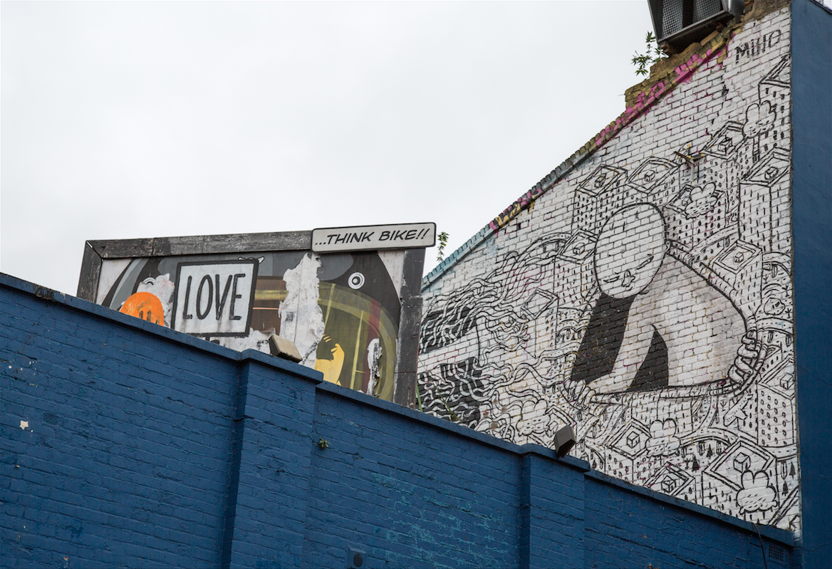 Shoreditch, London by Stephanie Sadler, Little Observationist
