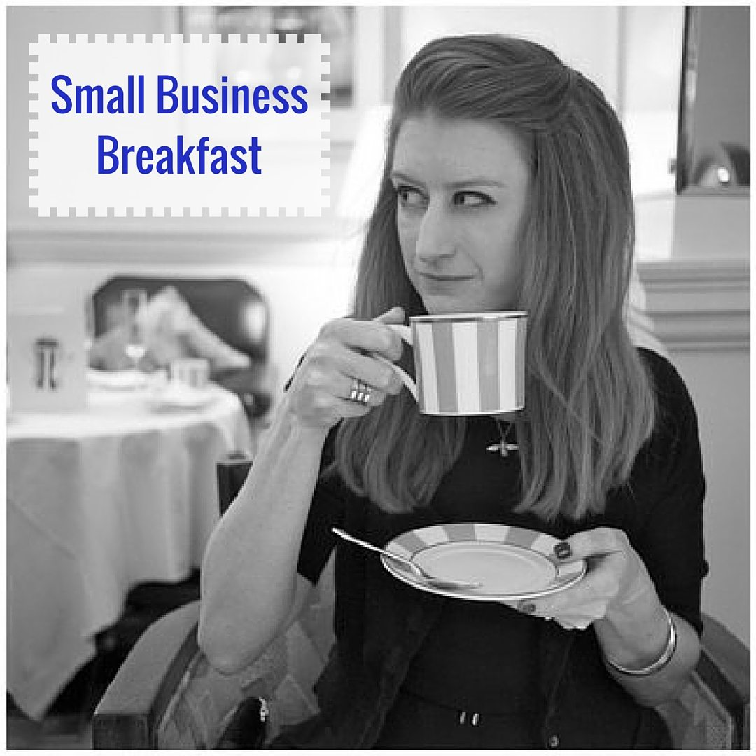 Small Business Breakfast Series - Little Observationist
