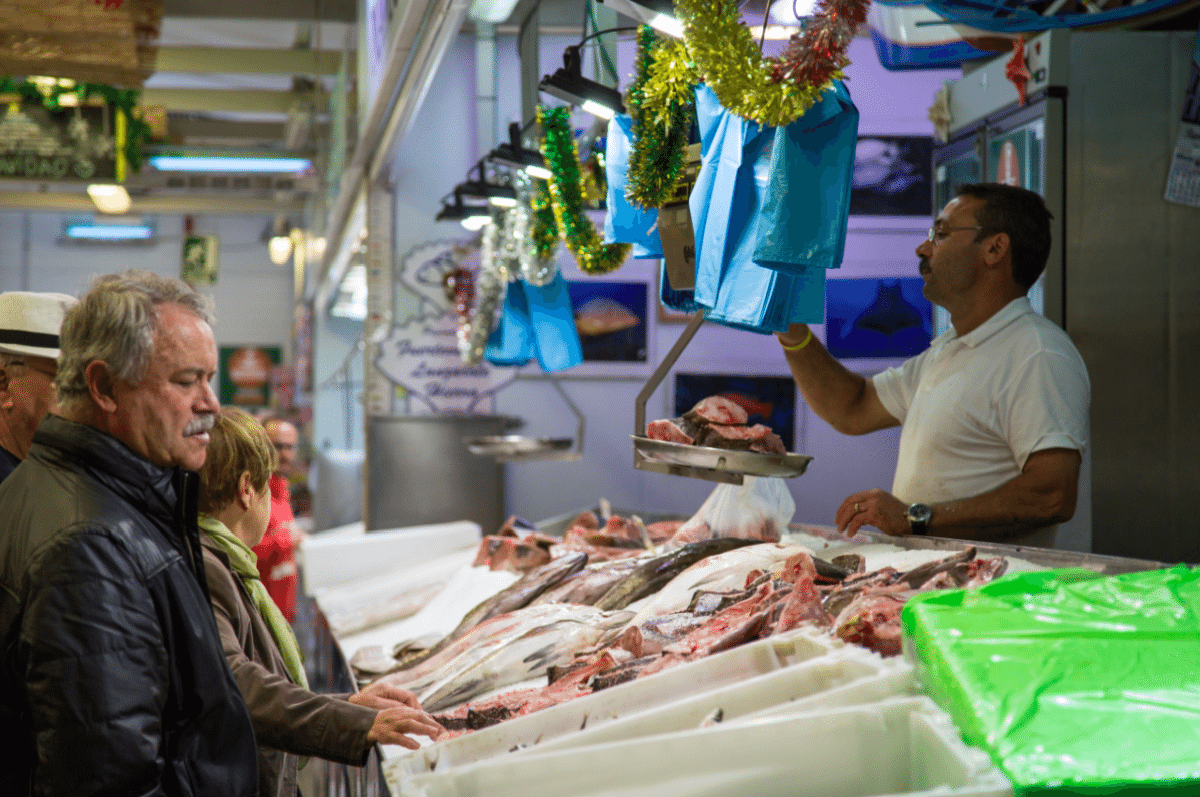 Tenerife - La Laguna Market by Stephanie Sadler, Little Observationist
