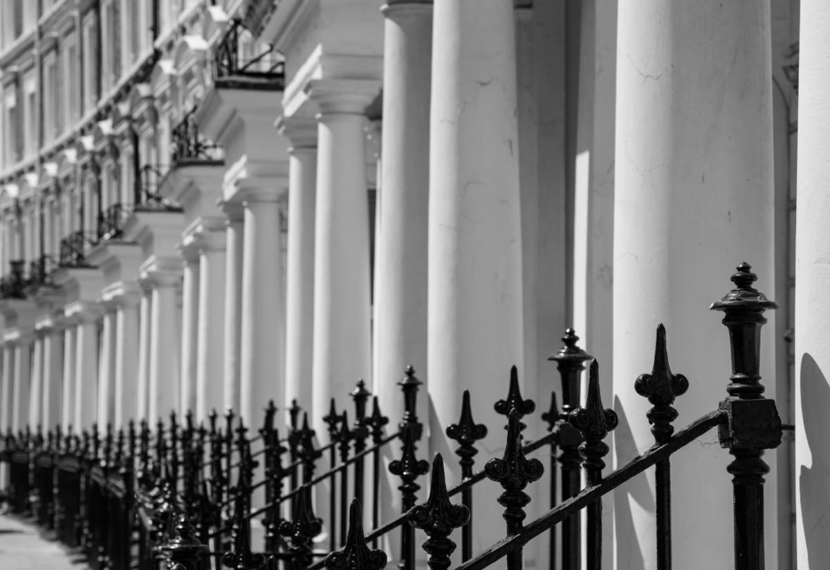 Earl's Court, London by Stephanie Sadler, Little Observationist