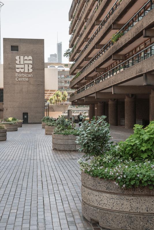 A London Walk - EC1 to Embankment by Stephanie Sadler, Little Observationist