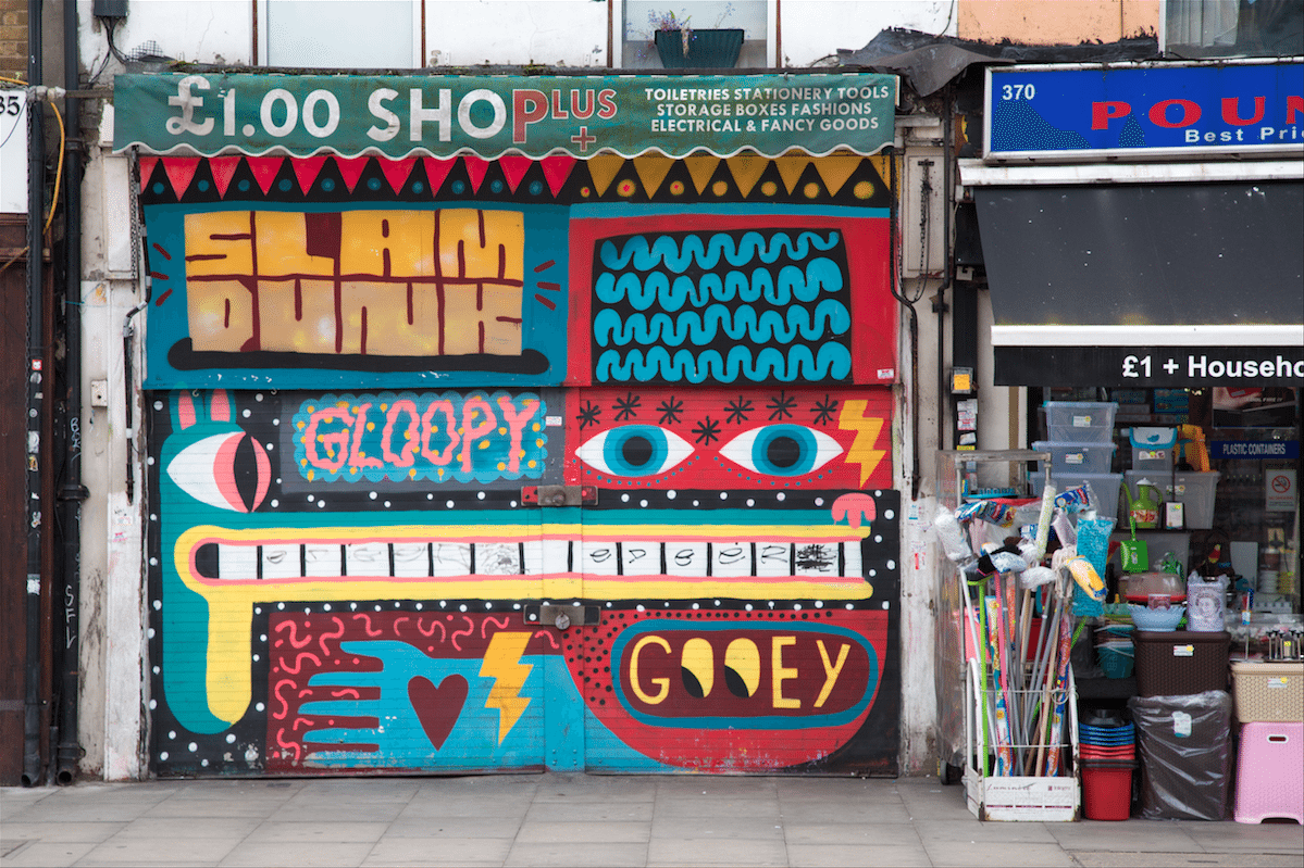 Exploring London - Bethnal Green & Columbia Road by Stephanie Sadler, Little Observationist