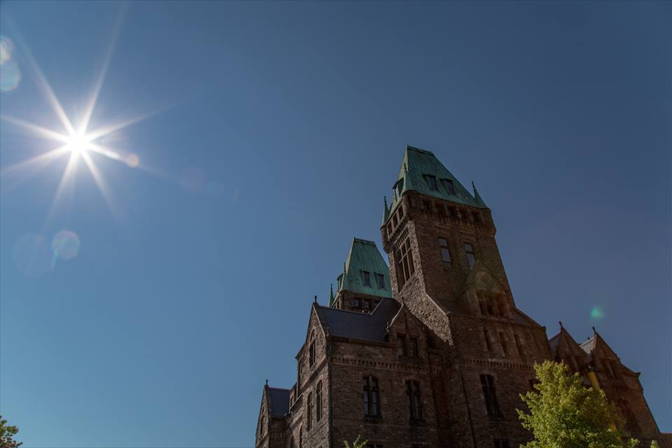 The Richardson Olmsted Complex, Buffalo, New York by Stephanie Sadler, Little Observationist
